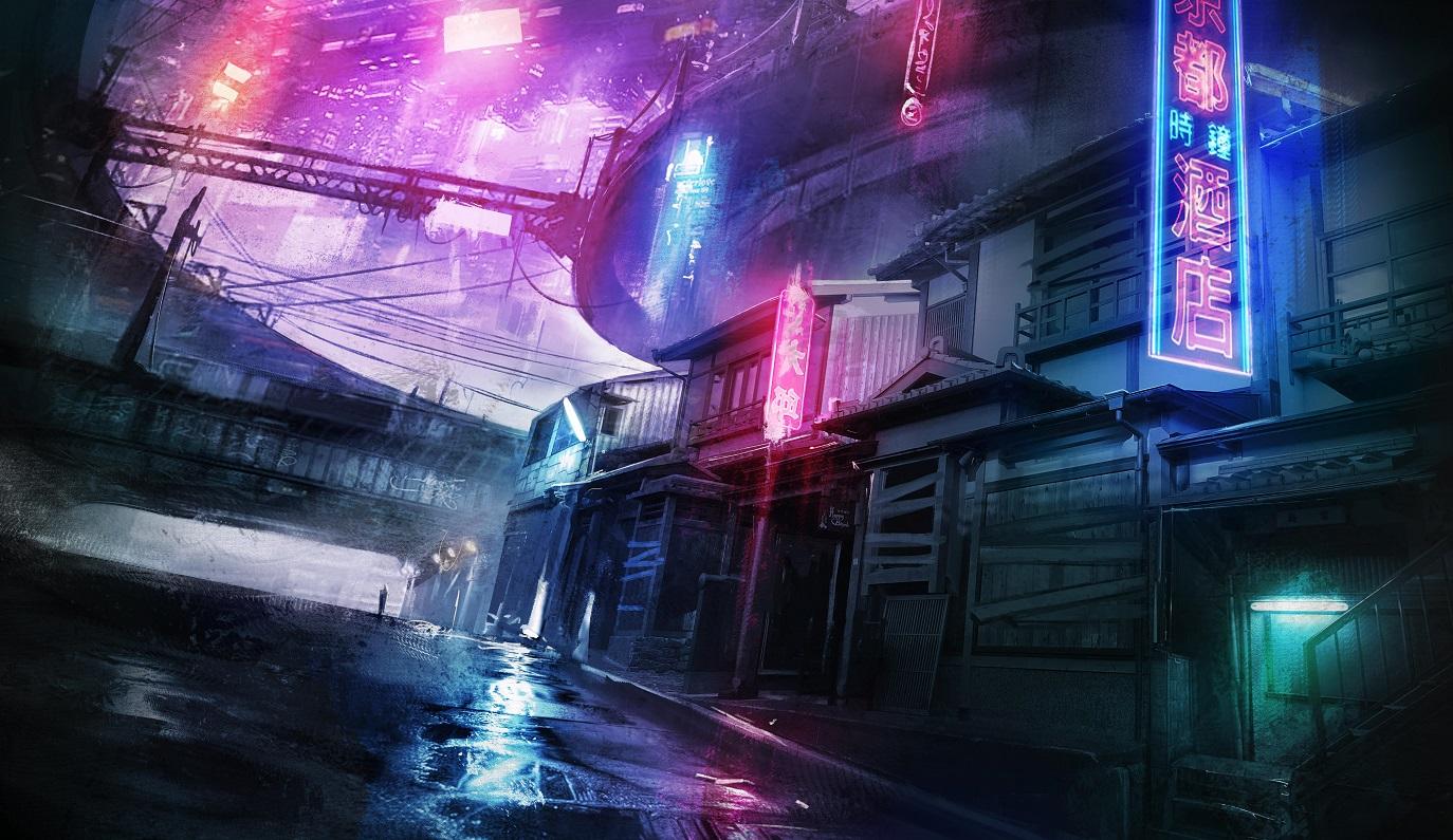 Gaijin – Art Directing